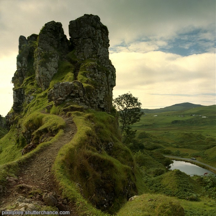 photoblog image Fairy Glen